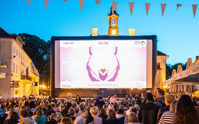Tartu Love Film Festival aka Tartuff.