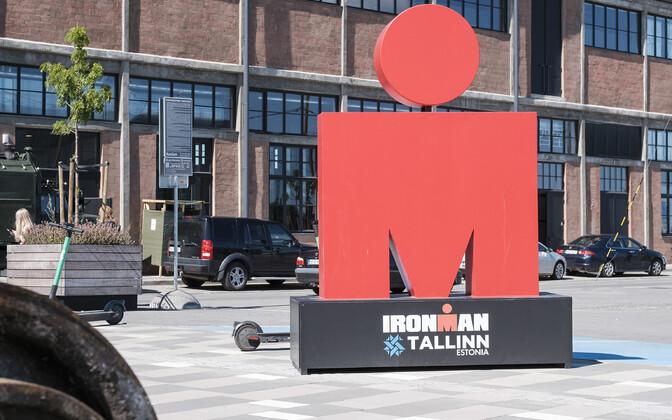 Соревнования Ironman в Таллинне пройдут 5 и 6 сентября.