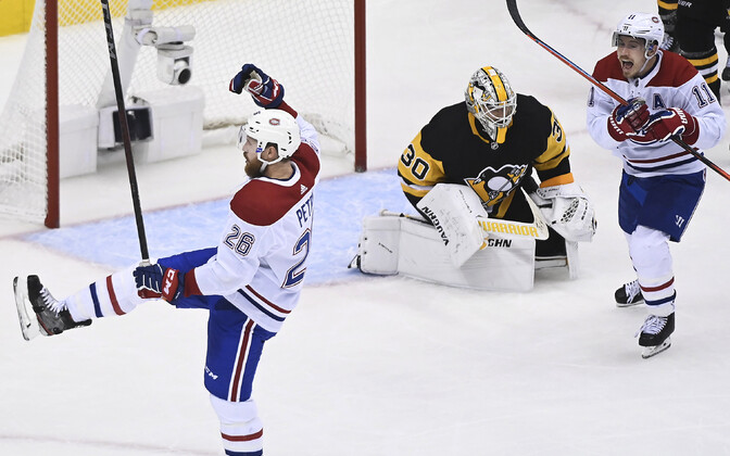 Montreal Canadiens - Pittsburgh Penguins