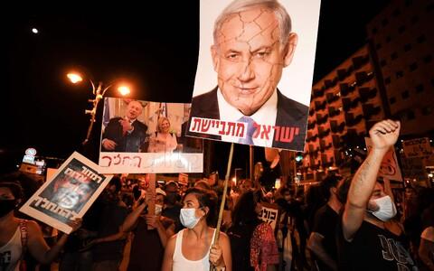 Потесты в Израиле.