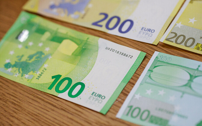 Euros (photo is illustrative).