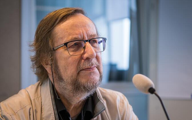 Харри Тийдо считает, что современные эстонцы плохо знают Россию.