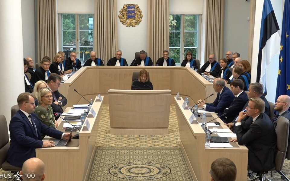 Обсуждение пенсионной реформы в Госсуде.