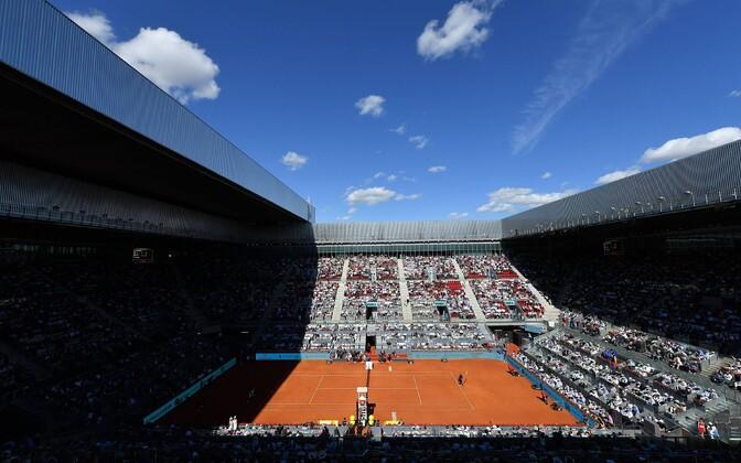 Madridi turniiri peetakse Caja Magica staadionil