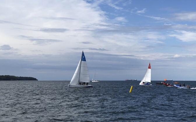 2020 Baltic Match Race merel