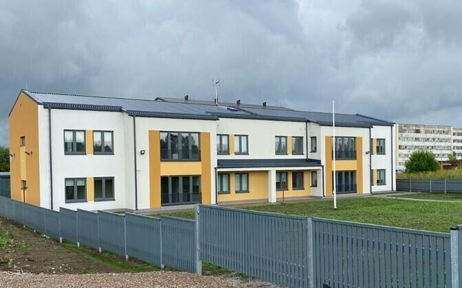 Дом для людей с особыми психическими потребностями в Ахтме.