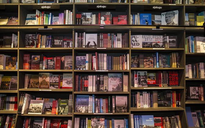 Raamaturiiul Apollo raamatupoes.