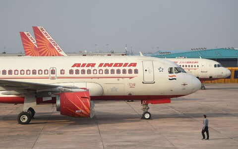 Air India Expressi emafirma Air India lennuk.