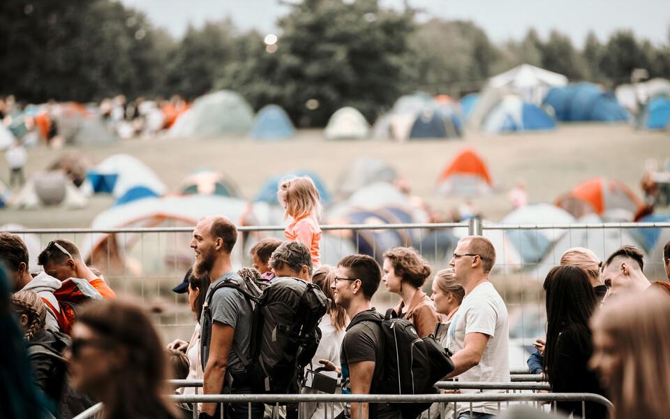 Intsikurmu festival 2019. aastal.