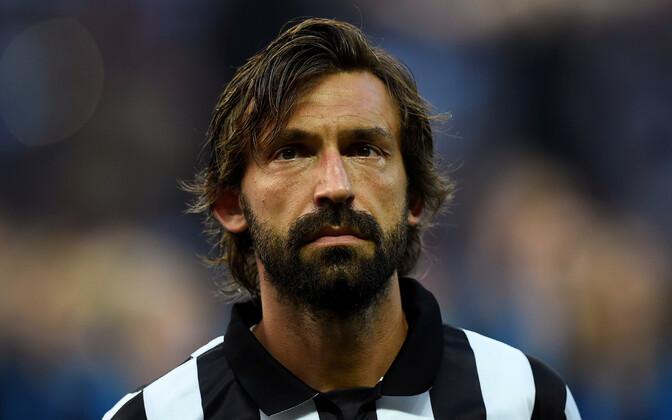 Andrea Pirlo 2015. aastal Juventust esindamas