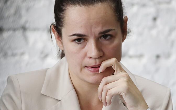Svetlana Tsihhanovskaja