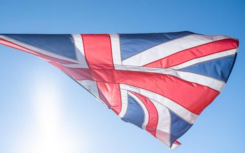 Флаг Великобритании.