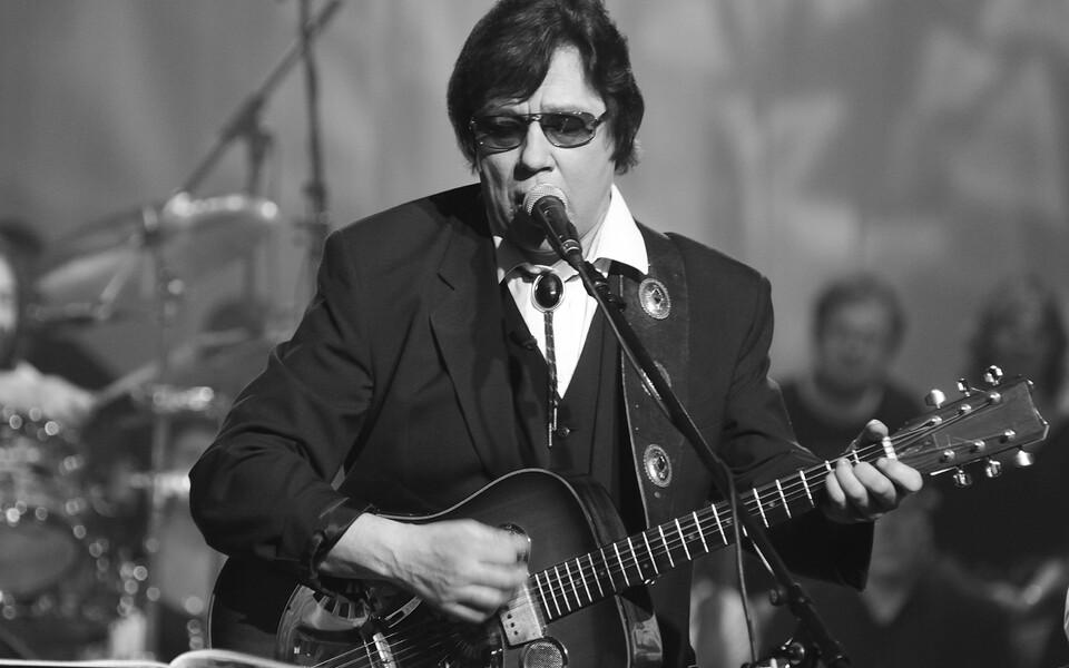 Muusik Tõnu Aare (1953-2021).