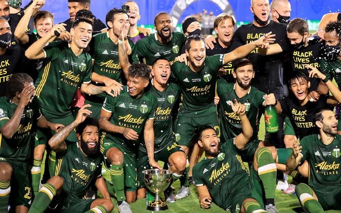 Portland Timbers krooniti eriturniiri MLS is Back võitjaks