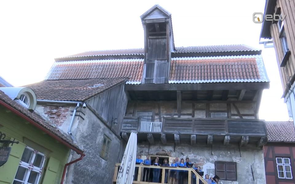 После реновации здание станет площадкой для культурных мероприятий.