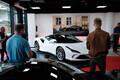 Ferrari salongi avamine