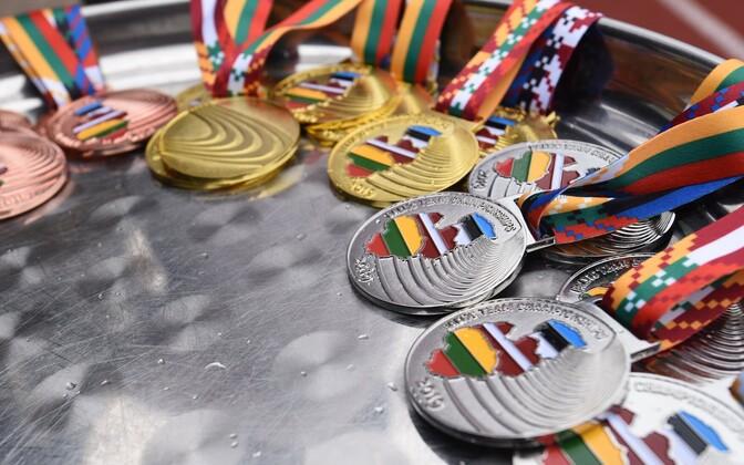 Eesti koondis läheb Balti võistkondlikele meistrivõistlustele tiitlit kaitsma