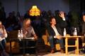 Erakonnaesimeeste debatt Arvamusfestivalil.