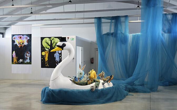 Exhibit at Kai Art Center.