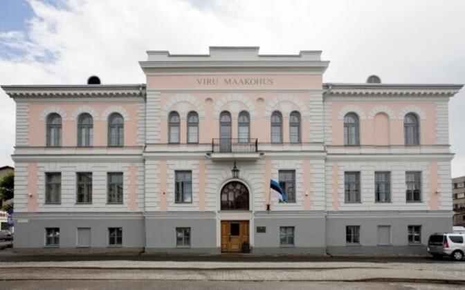 Дело рассматривали в Раквереском доме Вируского уездного суда.