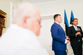 Prime Minister Jüri Ratas met with former prime ministers for an annual meeting on August 19, ahead of the Restoration of Independence Day.