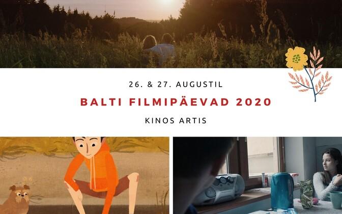 Дни Балтийского кино в Таллинне проходят уже в четвертый раз.