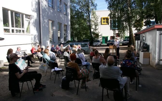 Tartu kunstnike liit kinnitas 12 uut liiget