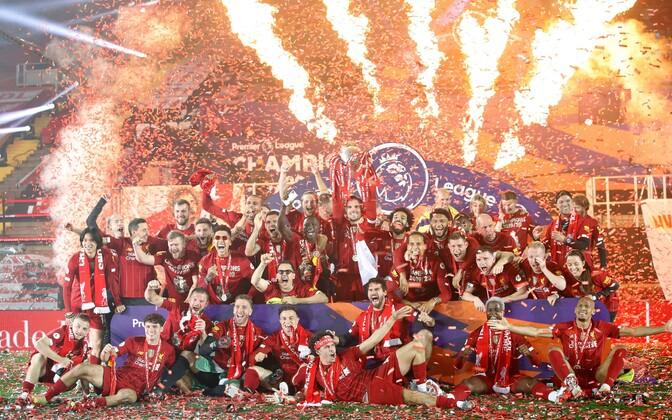 Liverpool alustab uut Inglismaa jalgpalli kõrgliiga hooaega tiitlikaitsjana