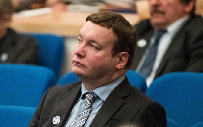 Political scientist Tõnis Saarts.