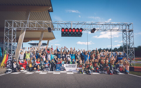 Populaarne laste hobikardisari üllatas osavõtjate rekordiga