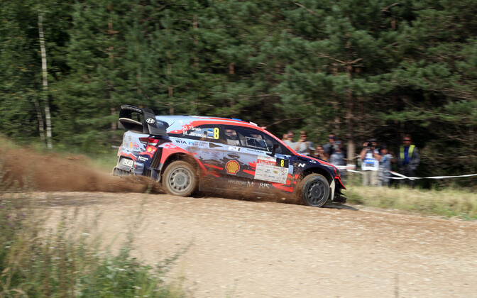 South Estonia Rally 2020
