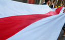Solidaarsuskett Valgevene toetuseks.