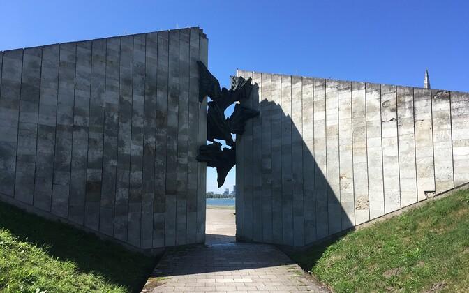 Maarjamäe memorial.