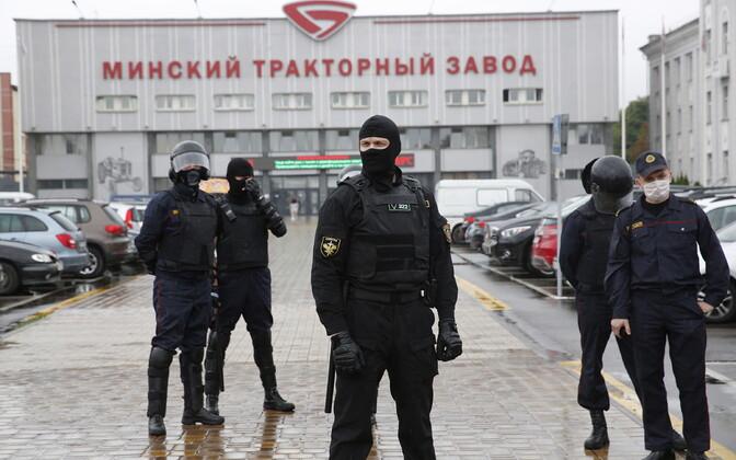 Omoni liikmed Minskis.