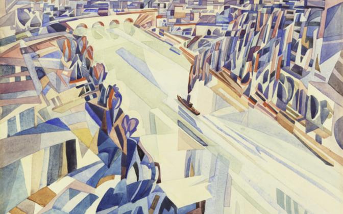 Ваббе известен, прежде всего, благодаря своим авангардным работам, созданным в молодые годы.