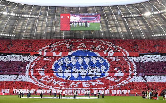 Müncheni Bayerni poolehoidjad
