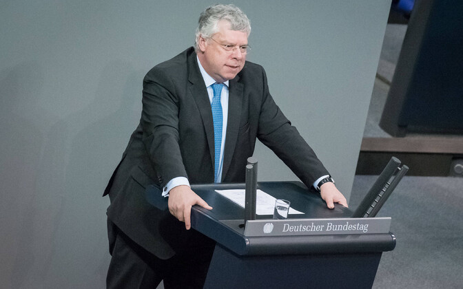 CDU välisküsimuste kõneisik Bundestagis Jürgen Hardt.