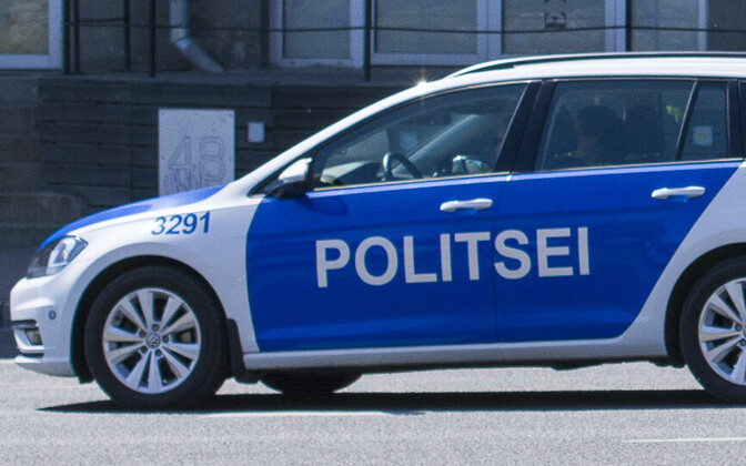 Politseiauto.