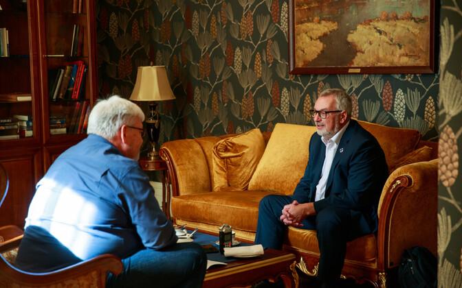 Toomas Sildami intervjuu Toomas Sepaga