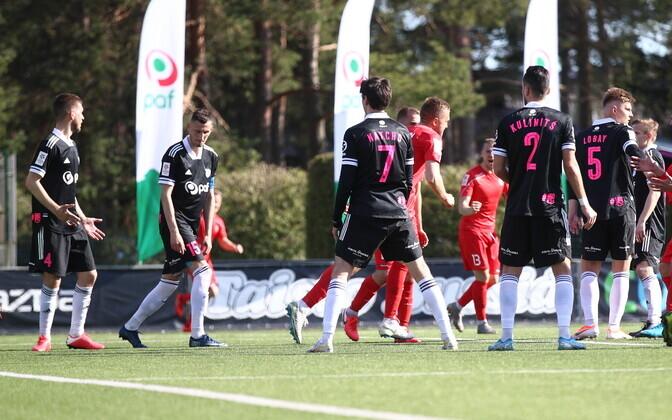 Nõmme Kalju FC mängijad