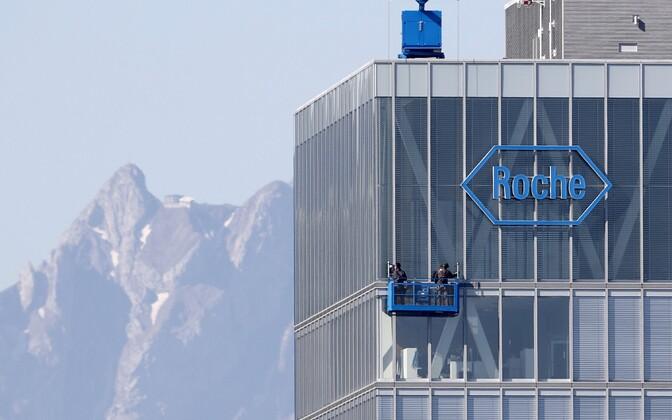 Roche peakontor Šveitsis.