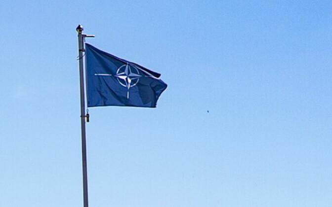 NATO lipp.