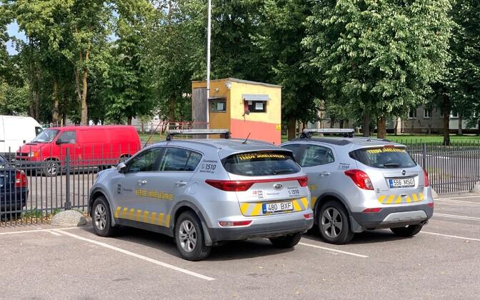 Из-за закрытия бюро обслуживания Департамента шоссейных дорог в Нарве, Йыхви и Раквере были отложены сотни экзаменов по вождению.