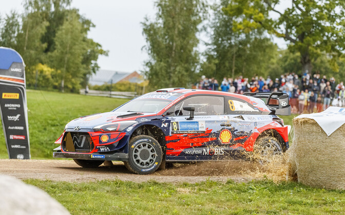 Rally Estonia.