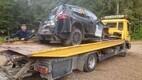Georg Grossi avarii Rally Estonial