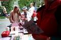 Kadriorg fourth Literary Street Festival.