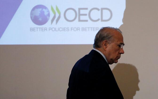 Praeguse OECD peasekretäri Angel Gurria ametiaeg lõpeb 2021. aasta suvel.