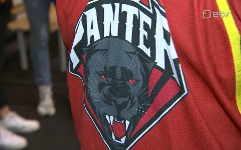 Jäähokiklubi HC Panter logo