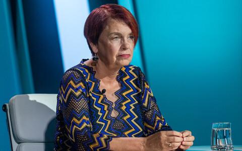 Head of the government's scientific council Irja Lutsar.