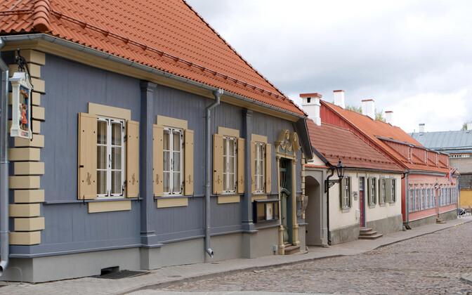 Тартуский музей игрушек.